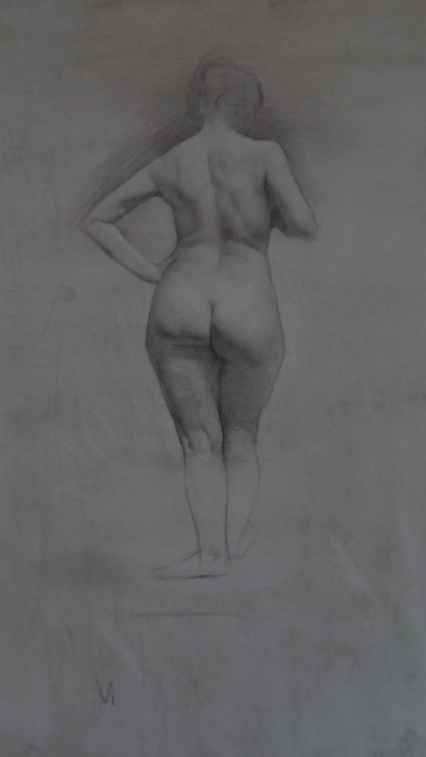"Daniil Medvedenko. ""Nude woman"" - photo 1"
