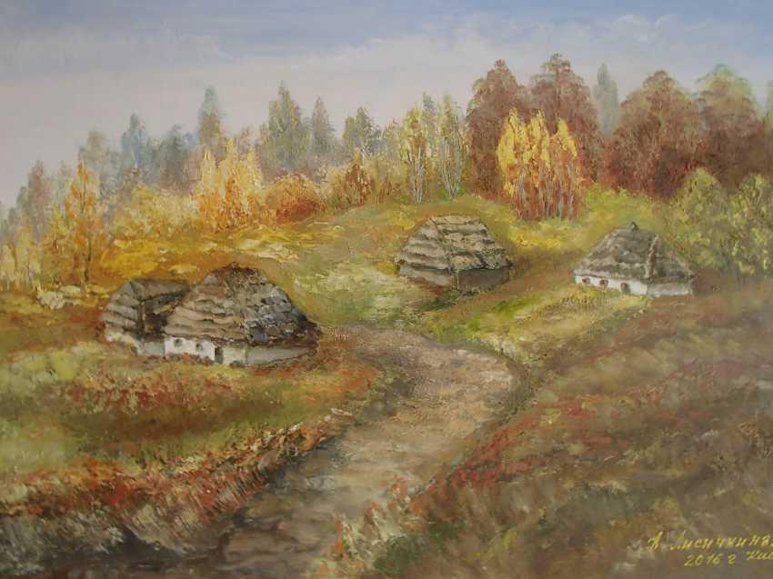 Alisa Lisichkina. L'automne à Pirogovo - photo 1
