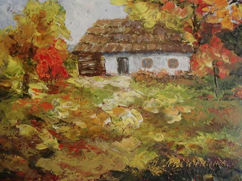 Alisa Lisichkina. Autumn in Pirogovo - photo 1