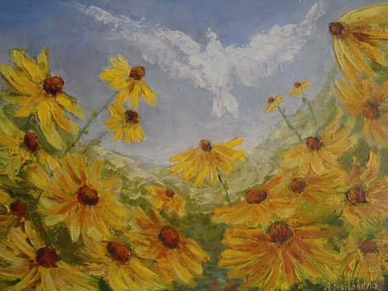 Alisa Lisichkina. Solar flowers - photo 1