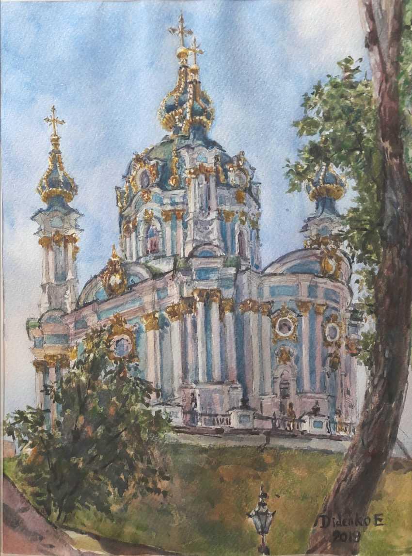 Elena Didenko. St. Andrew's Church - photo 1