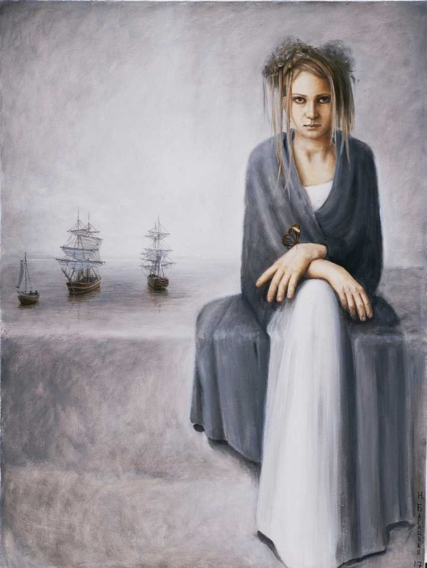 Nataliia Bahatska. Assol - photo 1