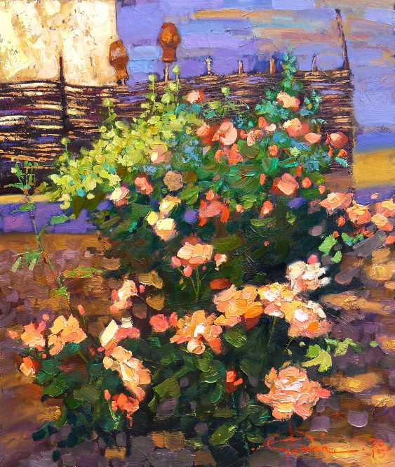Elena Sachenko. Noon. Roses - photo 1