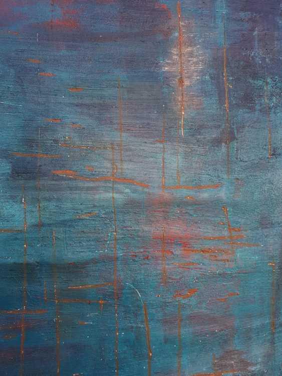 Elena Tachkina. Ancient blue wall - photo 2