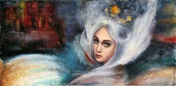 Nataliia Bahatska. Princess-Swan - photo 1