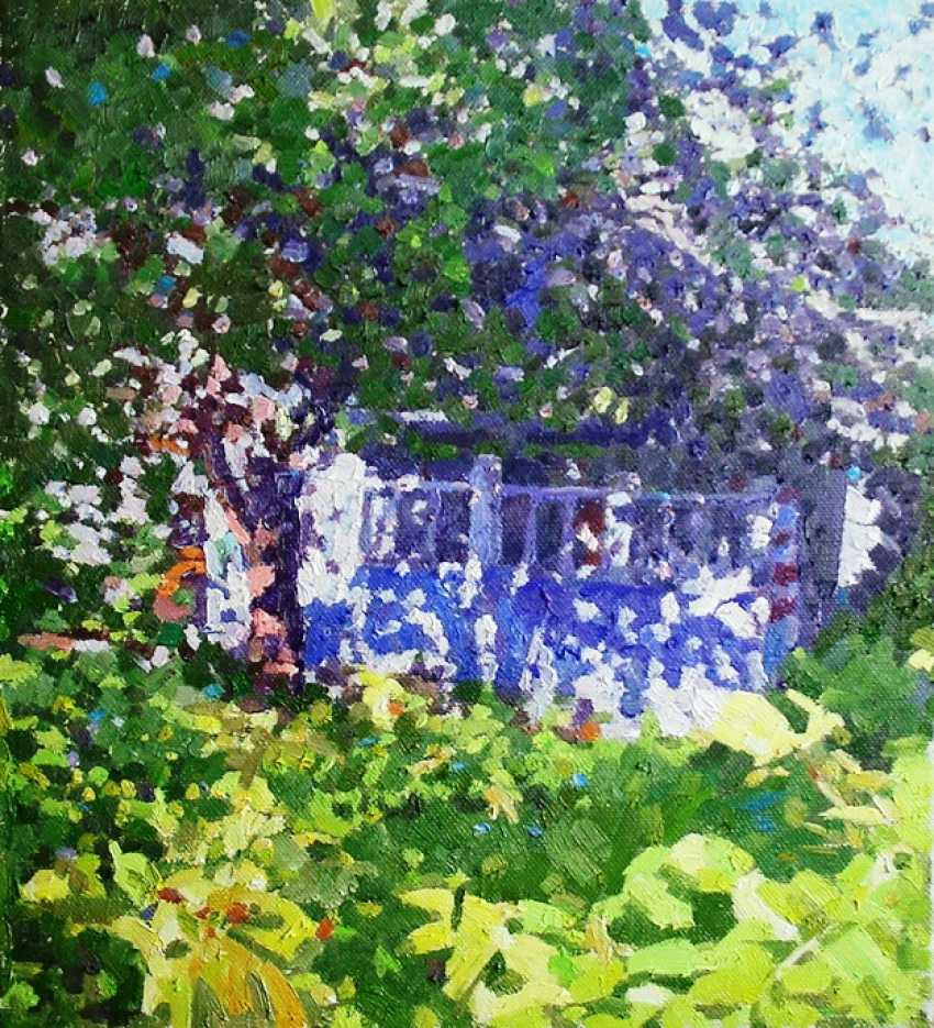 Mikhail Rudnik. Noon at the cottage - photo 1