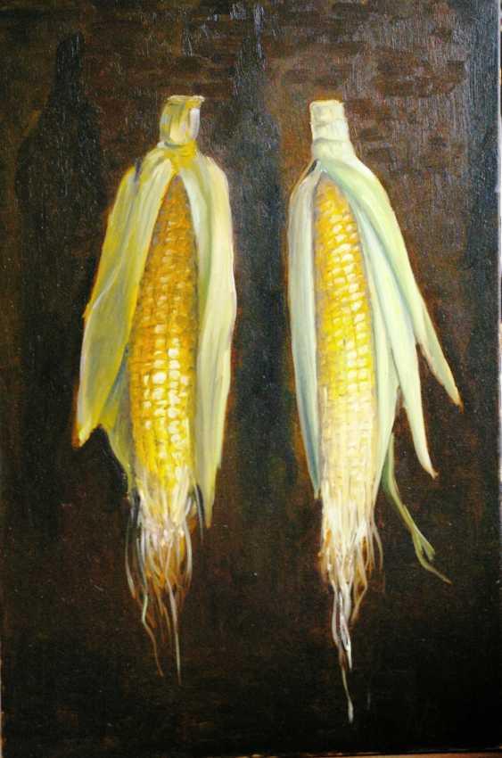 Nataliia Bahatska. Two Corn - photo 1