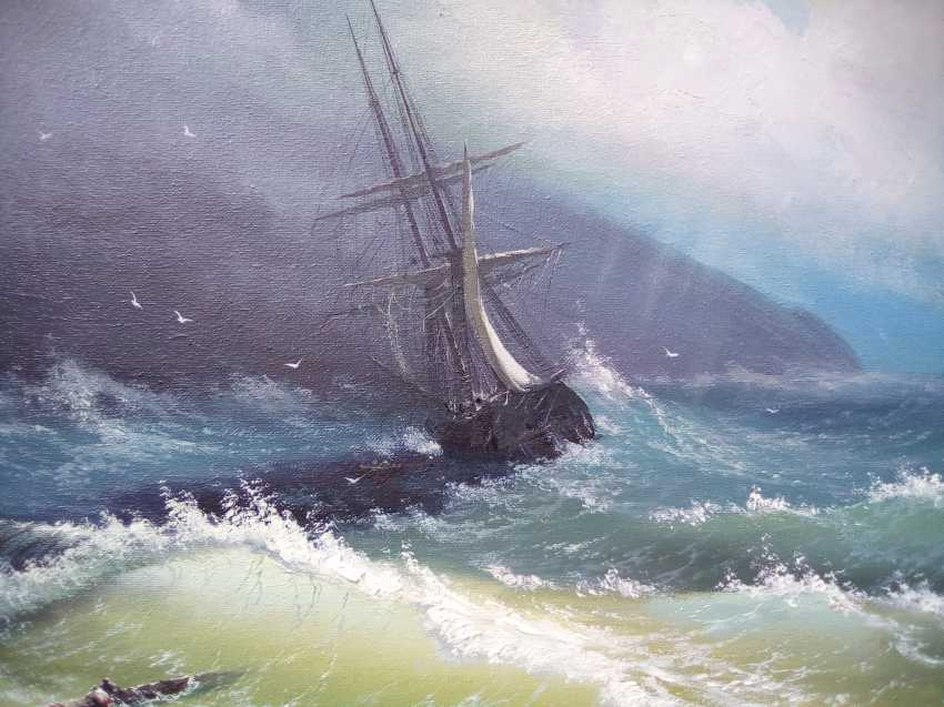 Valerii Karpenko. The sea - photo 2