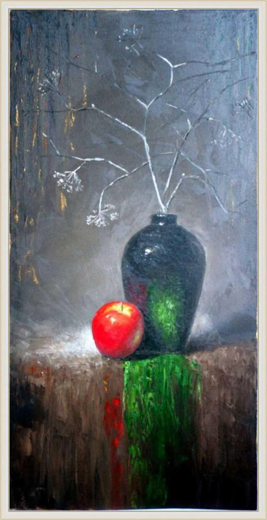Nataliia Bahatska. Still life with the Apple - photo 4
