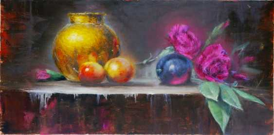 Nataliia Bahatska. Still Life with Carnation - photo 1