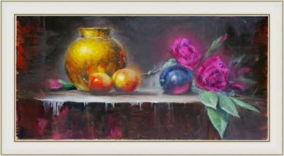 Nataliia Bahatska. Still Life with Carnation - photo 3
