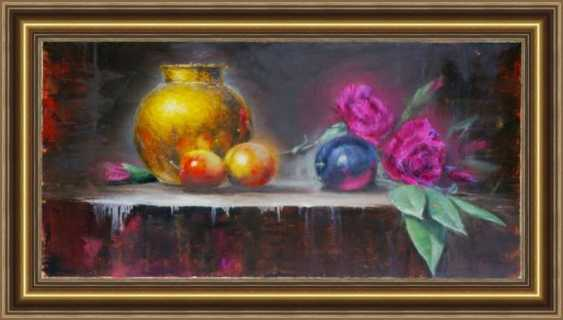 Nataliia Bahatska. Still Life with Carnation - photo 4
