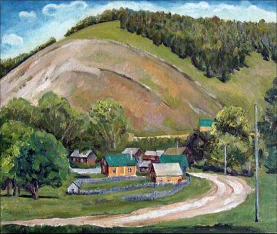vagif Abdullajev. Road to the mountains - photo 1