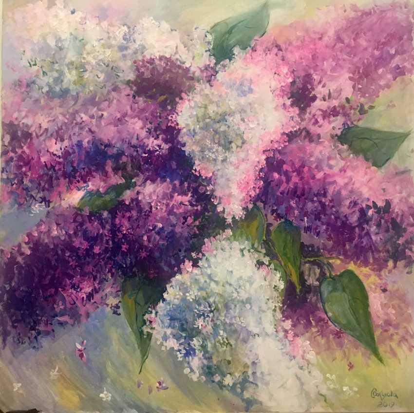 Sveta Sokolova. The smell of lilacs - photo 1