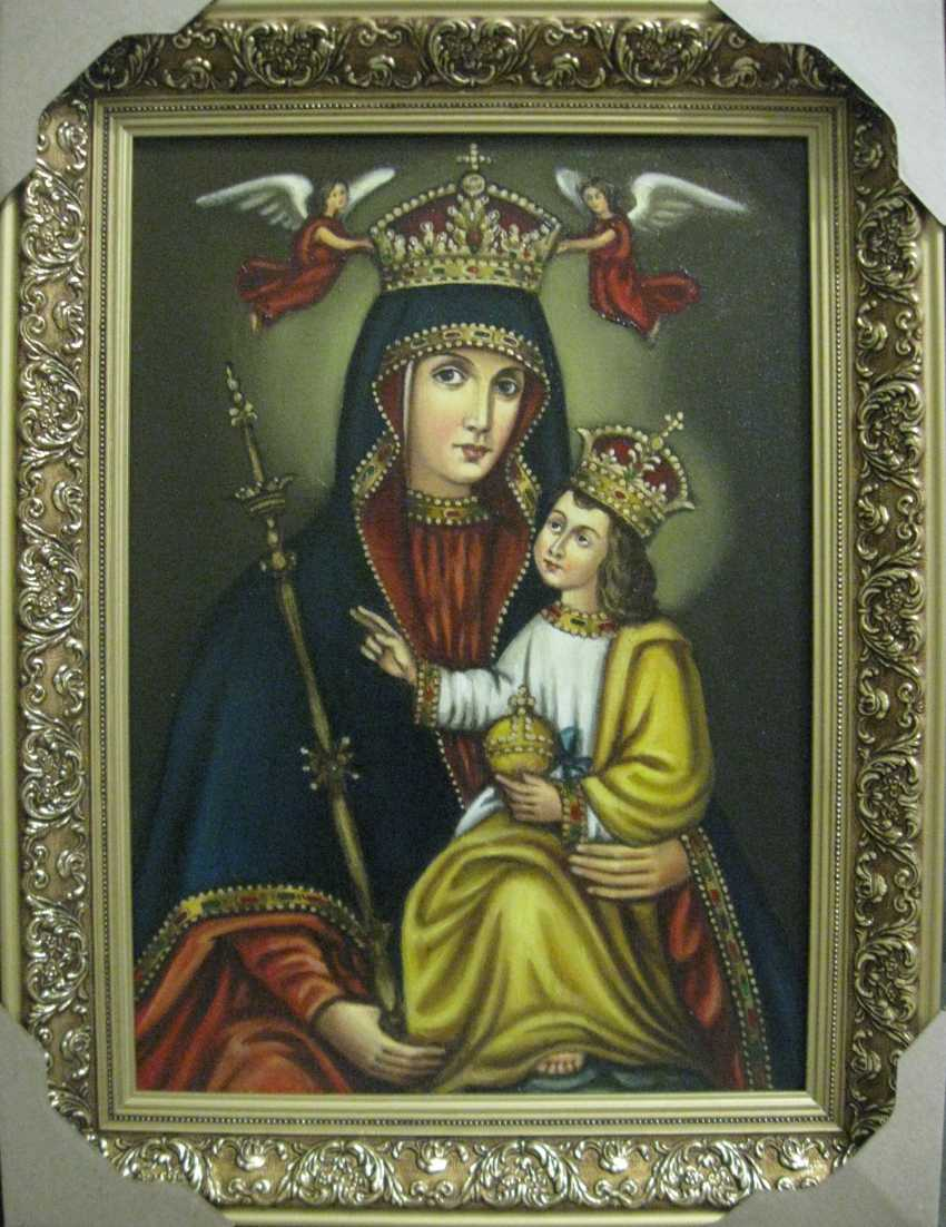 Yadviga Senko. B. M. Belynichi (canvas,oil,30x40) - photo 1