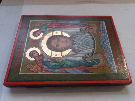 "Slava Nikityuk. Icon Of Jesus Christ ""Vernicle"". - photo 3"