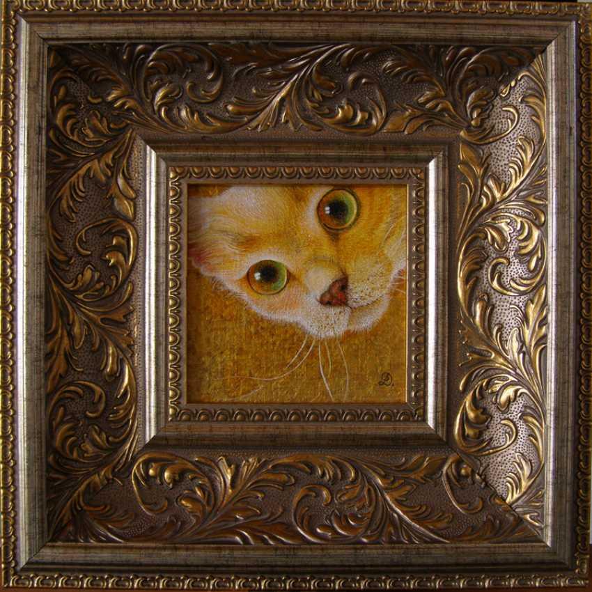 "Irina Dobrovetska. ""Puss"". - photo 1"