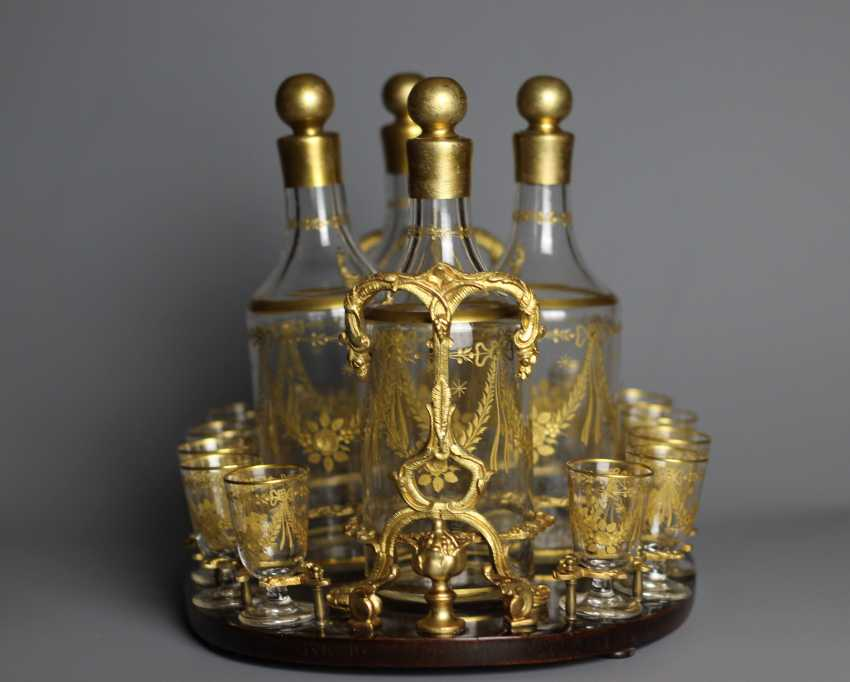 Bar in the style of Louis XVI - photo 3