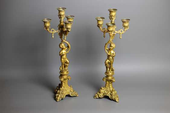Candelabra Pair - photo 1