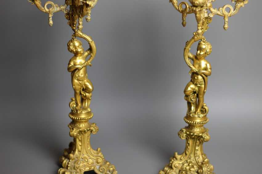 Candelabra Pair - photo 2