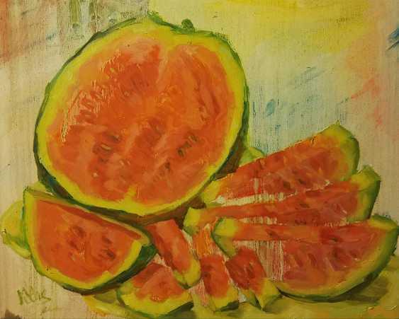 Alex Klas. Watermelon slice - photo 1