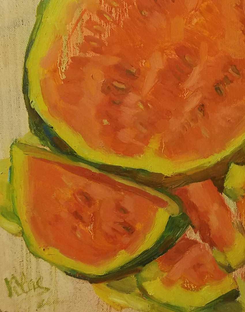 Alex Klas. Watermelon slice - photo 3