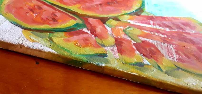 Alex Klas. Watermelon slice - photo 5