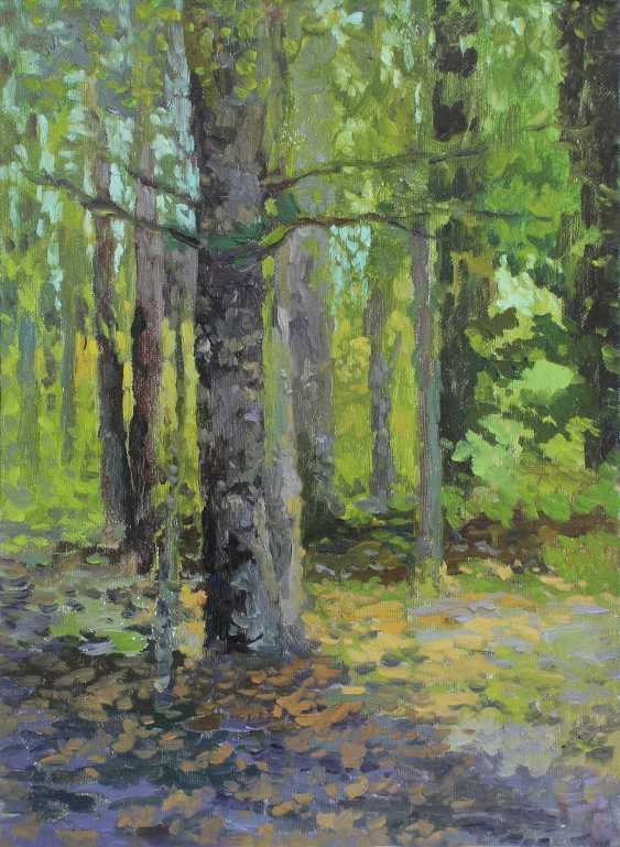 Aleksey Sivolozhskiy. In the woods (In the woods) - photo 1