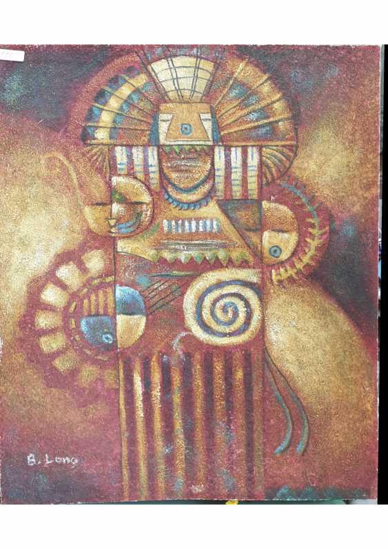 Aztec's god - photo 1