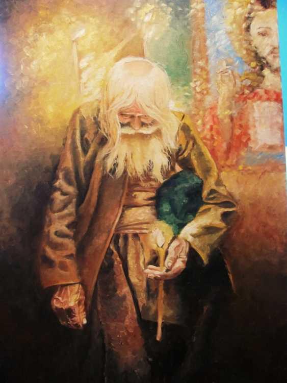Лариса Больбот. Молитва - фото 1