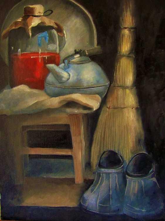 Larisa Bjlibot. In the old closet - photo 1