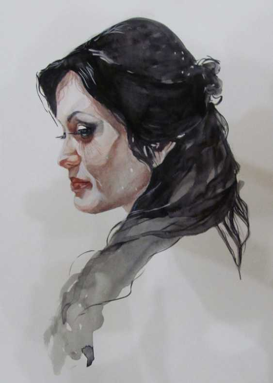 Larisa Bjlibot. Portrait Of Diana - photo 1