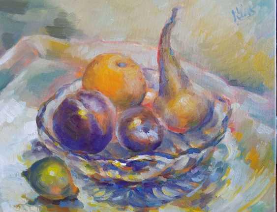 Alex Klas. Still life with pear - photo 1