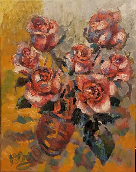 Alex Klas. Roses - photo 1