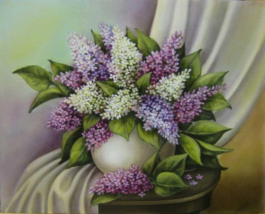 Yadviga Senko. Purple mood - photo 1