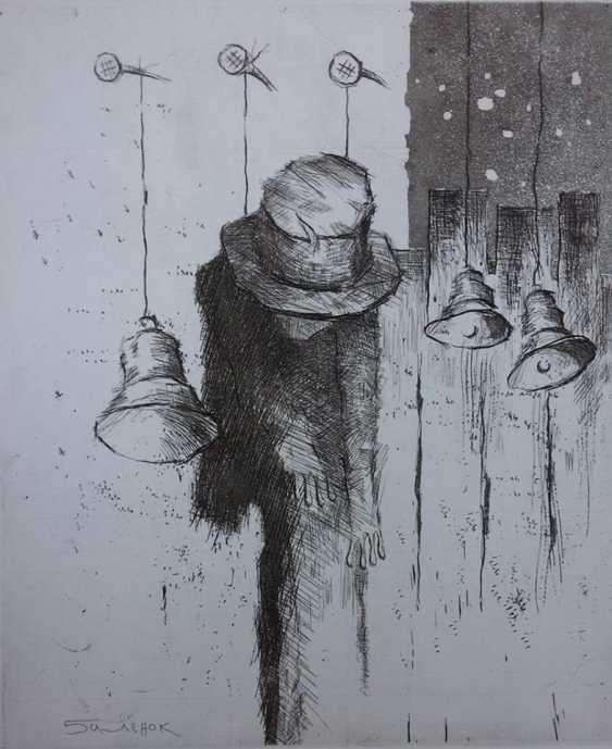 сергей Баленок. рождественские колокольчики - фото 1