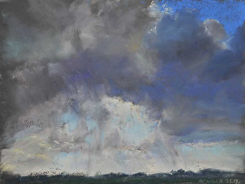 Nataliya Protchenko. Thunderstorm passing nearby. - photo 1
