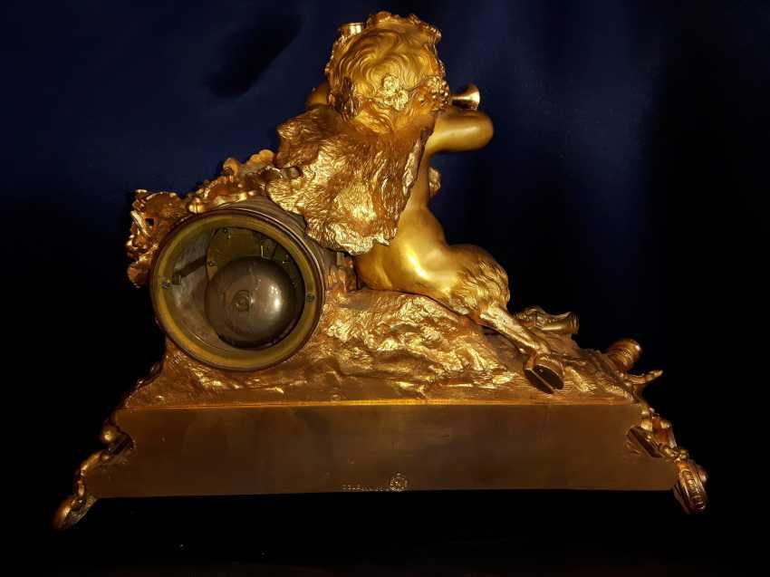Часы Georges Emile Henri Servant (1828-1890). - photo 2