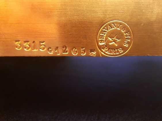 Часы Georges Emile Henri Servant (1828-1890). - photo 4