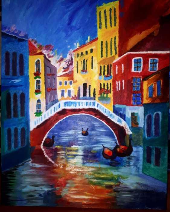 Alexey Konkin. Rise Of Venice - photo 1