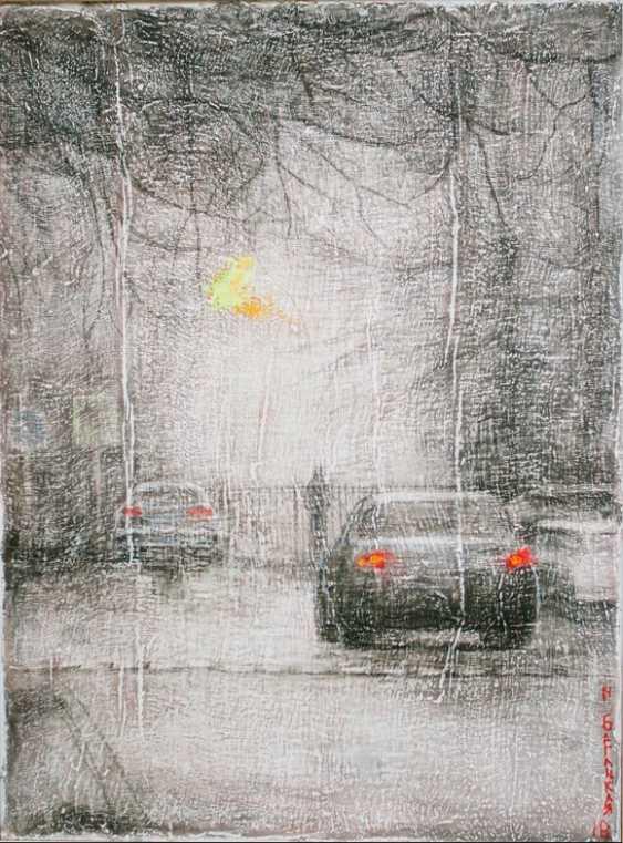 Nataliia Bahatska. Winter in the City - photo 1