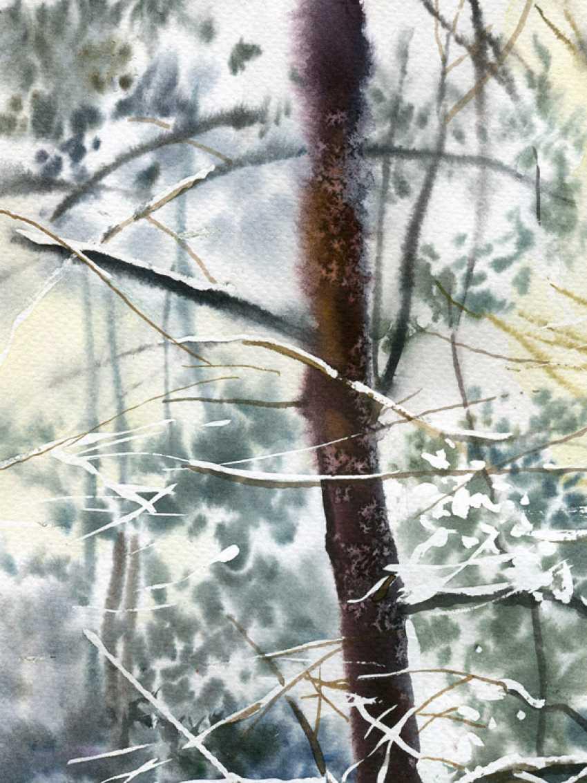 Sergey Brandt. Winter - photo 2