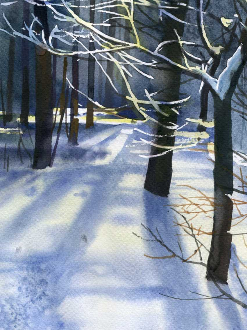 Sergey Brandt. Winter sun - photo 2
