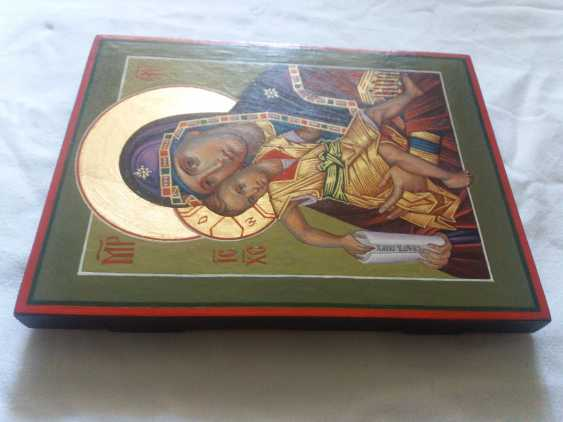 """Slava Nikityuk. The Icon Of The Mother Of God The Merciful Mother Of God Of Kykkos. """"It Is Truly Meet"""" - photo 2"""