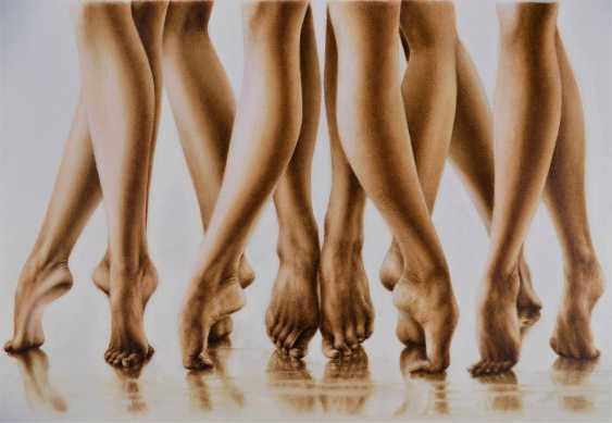 Alex Neint. The CORPS de ballet - photo 1