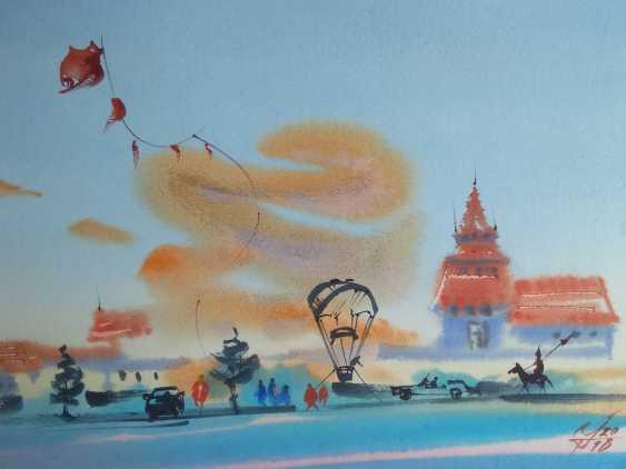Igor Trokhymenko. Pink flight - photo 1