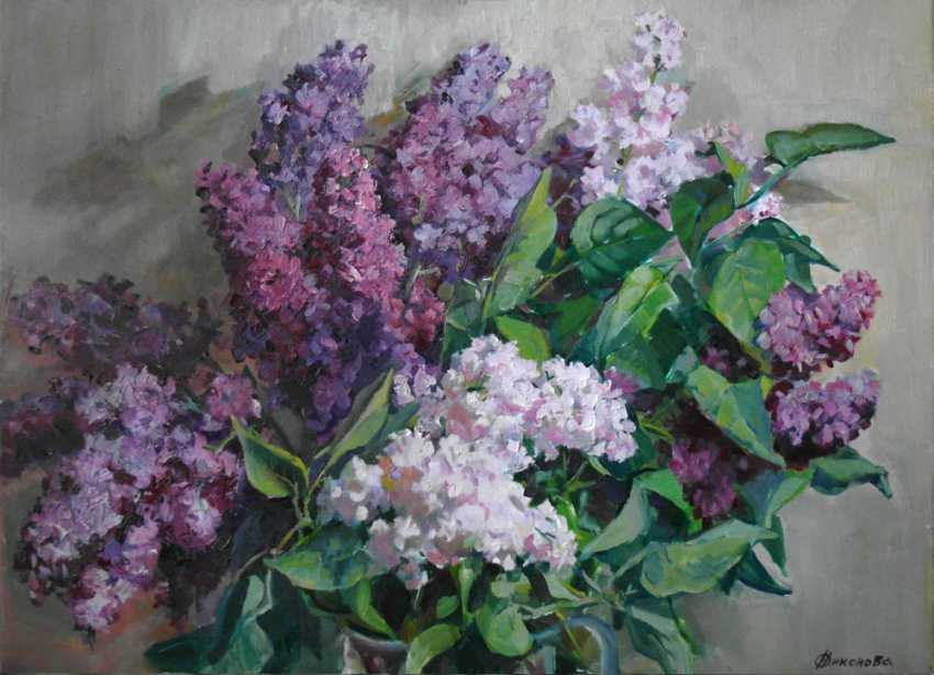 "Olga Nikonova. ""Clusters of fragrant"" - photo 2"