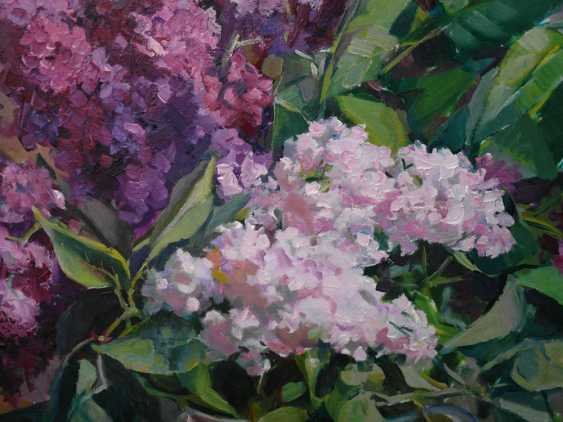 "Olga Nikonova. ""Clusters of fragrant"" - photo 3"
