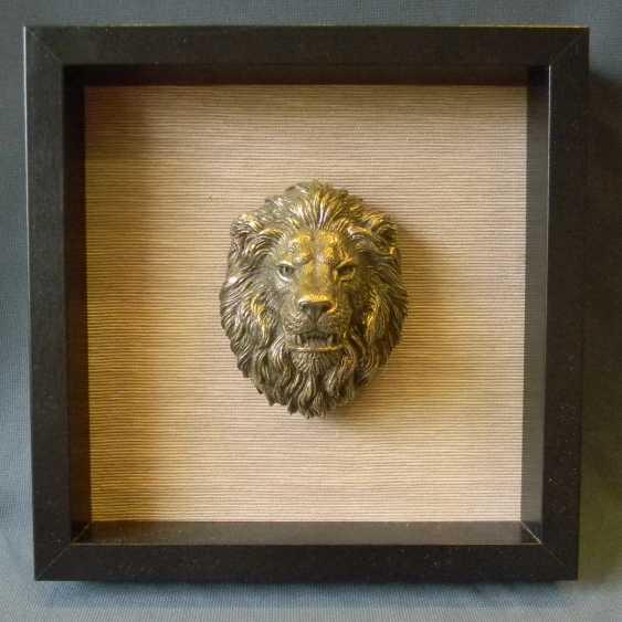 Pavel Zhukovsky. Lion - photo 3