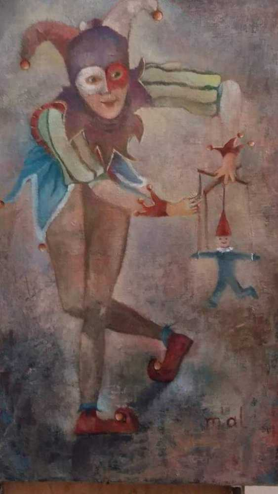 Maia Aleksidze. Old shoes - photo 2